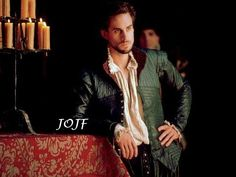 Joseph Fiennes as Shakerspeare