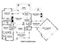 Vida de la Confianza House Plan - 2138