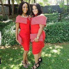 cutest shweshwe dresses 2018