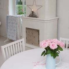 Shabby and Charming: In Sweden - the house of Anna