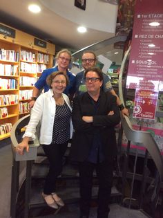 Kennedy à la Librairie Ternisien à Abbeville
