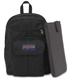 Perfect for the digital world, get the JanSport® Digital Student Backpack for $54.99, plus get 1 SB for every dollar spent (more that 1%) on all your back to school fashion at JCPenny.