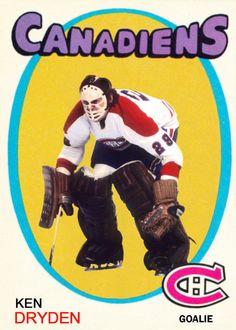Hockey Logos, Hockey Goalie, Hockey Teams, Ice Hockey, Canadian Beer, Canadian Things, Montreal Canadiens, Montreal Hockey, Ken Dryden