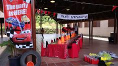 Monkey Magic Nelspruit enjoyed seting up this basic cars setup.  #kids #parties