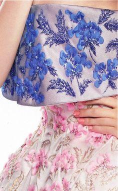 #Christian Dior #Raf Simons #Haute Couture Spring/Summer 2013 #Details