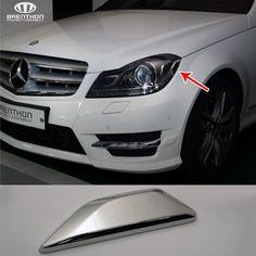 BRENTHON High Quality Car HEADLAMP Detail Tip for Mercedes-BENZ C-Class AMG #BRENTHON