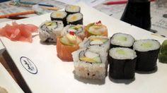 Sushi Platter from Ocean Basket
