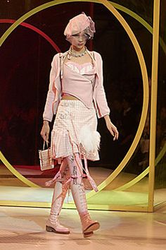 John Galliano Spring 2000 Ready-to-Wear - Collection - Gallery - Style.com