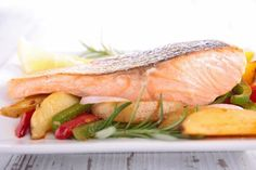 How to Pressure Cook Salmon Fillets