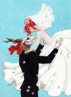 The Ancient Magus' Bride by monyta.deviantart.com on @DeviantArt