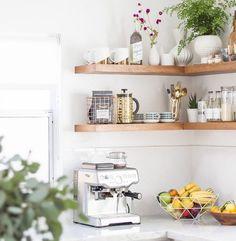 Inspiratieboost: stoere houten planken in de keuken