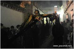 Via crucis.Parroquia de San Juan (Trinidad).Semana Santa Cordoba.