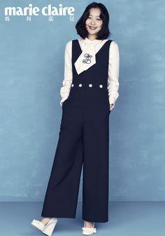 Kim Go Eun - Marie Claire Hong Kong 2017 November Issue Asian Actors, Korean Actors, Kim Go Eun Style, Ji Eun Tak, Hong Kong Fashion, Gong Yoo, Kdrama Actors, Korean Celebrities, Marie Claire