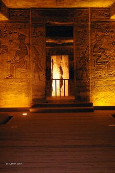 The Great Temple of Rameses II   My favourite temple!