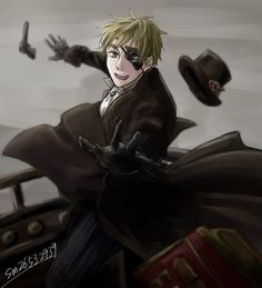 Axis Powers Hetalia: England ll Arthur Kirkland  What's going on!?!? England looks desperate for something.