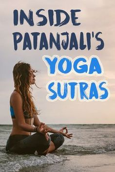 Long ago, the sage Patanjali gave yogis ashtanga yoga, which you may know as the eight limbs of yoga. Read more about those here!