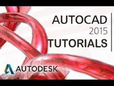 AutoCAD 2015 - Tutorial for Beginners [COMPLETE] - YouTube