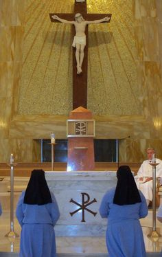 Sister Servants of the Immaculate Heart of Mary Vows at Villa Maria House of Studies