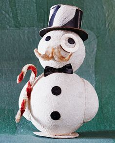 Magical History Behind Vintage Ornaments