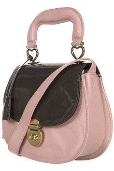 Heart And Fob Lady Bag: This is my taste. :)