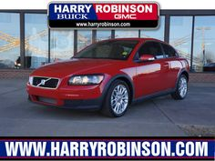 Used 2009 #Volvo C30 T5 in Fort Smith, AR Area - Harry Robinson Buick GMC it's like Edward Cullen's car!