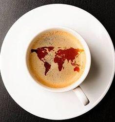 La tasse du monde ☕️🌎