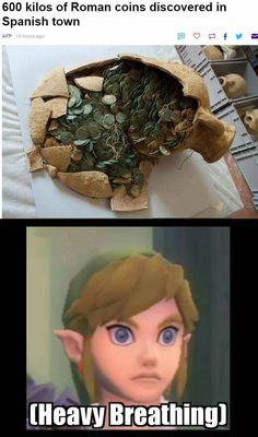 Video game memes 655977501952230463 - I think he may have been on to something… Source by baudoinnathan Legend Of Zelda Memes, Legend Of Zelda Breath, Funny Gaming Memes, Funny Games, Link Art, Video Game Memes, Video Games, Link Zelda, Fandoms