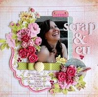 A Project by RoPhilippsen from our Scrapbooking Gallery originally submitted 02/10/11 at 04:51 AM