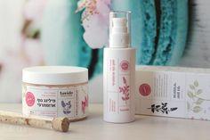 Nailz Craze: #Lavido Aromatic Body Oil & Body Scrub