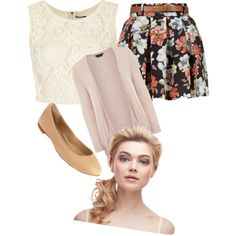 Cute outfit for Spring!