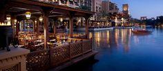 3: eat dinner and watch the fountains Mina A'Salam - Madinat Jumeirah - Jumeirah