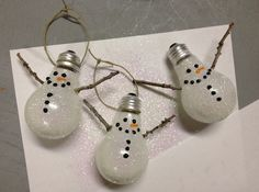 http://rosanamodugno.hubpages.com/hub/12-Cool-Upcycled-Christmas-Ornaments