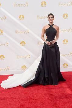 Lizzy Caplan - Emmy Awards 2014