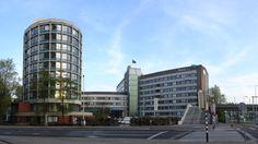 Rotterdam (Netherlands) Ikazia Ziekenhuis (1 oktober 1968)