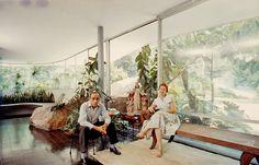 Oscar Niemeyer, Casa das Canoas - 1951.