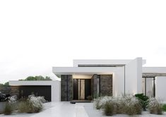 Architecture Discover Single Family house with three-floor teracce Bungalow Haus Design Modern Bungalow House Modern House Facades Modern Mansion Modern Architecture House Modern House Plans Flat Roof House Facade House House Front Design Modern House Facades, Modern Bungalow House, Modern Mansion, Modern Architecture House, Modern House Plans, Flat Roof House, Facade House, House 2, One Storey House