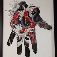 Image result for neo-traditional tattoo