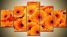 Květy F1559 - Moderní obraz 3D
