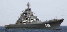 Russia's Kirov-Class Battlecruiser Fleet Is Expanding And Becoming Far More Capable