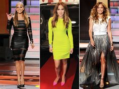 Stunning Wardrobe, Always Dress Well for Her Body Type: Jennifer Lopez