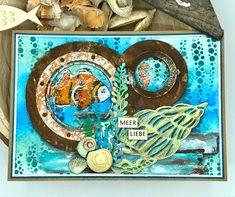 Rust, dies and Oxide inks