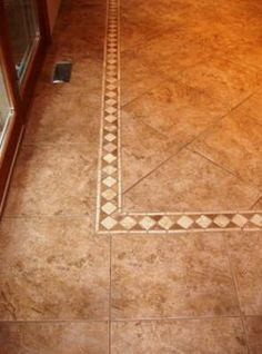 Kitchen Floor Tile With Border | Kitchen With Border 1 Part 81