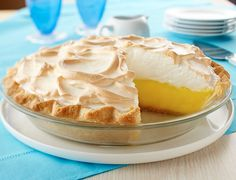 Creamy meringue and zesty filling made with fresh lemon or lime juice are what make this traditional pie delicious!