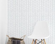 Pin By Eva Boix Sala On Decoracio Chevron Wallpaper Herringbone Wallpaper Removable Wallpaper