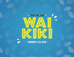 "Check out new work on my @Behance portfolio: ""Waikiki Summer Village - Grafica Social Media"" http://be.net/gallery/52410879/Waikiki-Summer-Village-Grafica-Social-Media"
