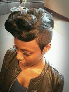 Wondrous Colors Chic And Couture On Pinterest Short Hairstyles For Black Women Fulllsitofus