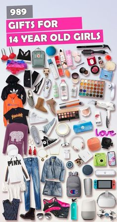 8 Best Teenage Birthday Gifts Images