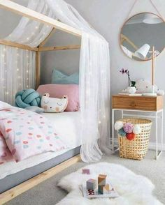 50 Awesome Cool Bed for Your Kids Design Ideas https://decomg.com/50-awesome-cool-bed-kids-design-ideas/