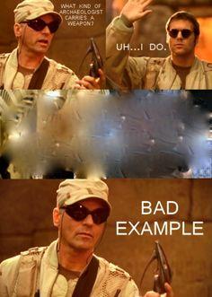 Stargate SG-1 ♥ that episode!