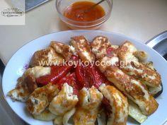 ΣΑΛΑΤΕΣ – Koykoycook Greek Recipes, Shrimp, French Toast, Salads, Chicken, Meat, Breakfast, Foods, Morning Coffee